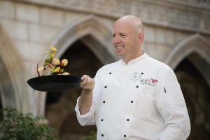 As Executive Chef at Epcot,ÊJens DahlmannÊoversees a culinary team of more than 350 including daily operations and special events. In addition, Jens manages the research and menu development for the Epcot International Food & Wine Festival, including food items to be offered at the festivalÕs international marketplace kiosks. (Chloe Rice, photographer)1