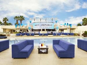 Wet Republic located in Las Vegas.