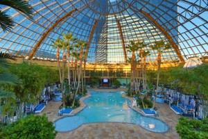 Harrah's Resort Atlantic City located in Atlantic City, New Jersey.