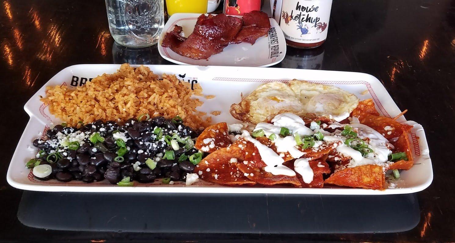 The Breakfast Republic in San Diego, California