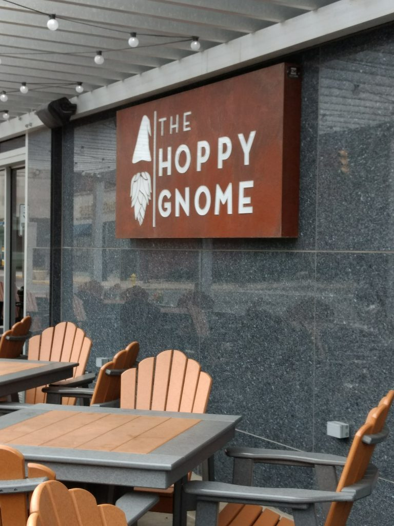 The Hoppy Gnome in Fort Wayne, Indiana