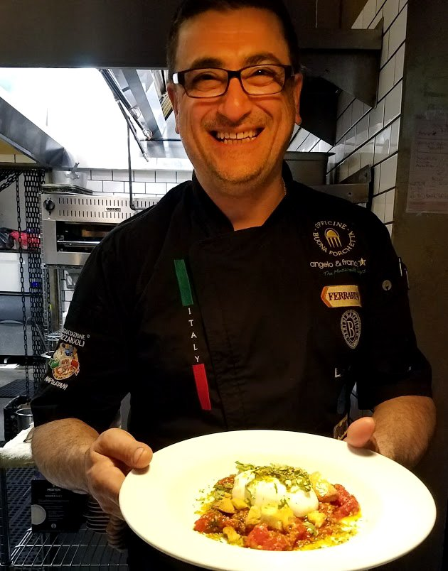 Italian dining in San Diego