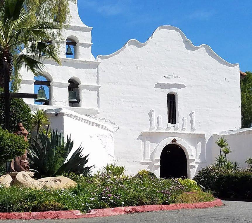 San Diego Mission area