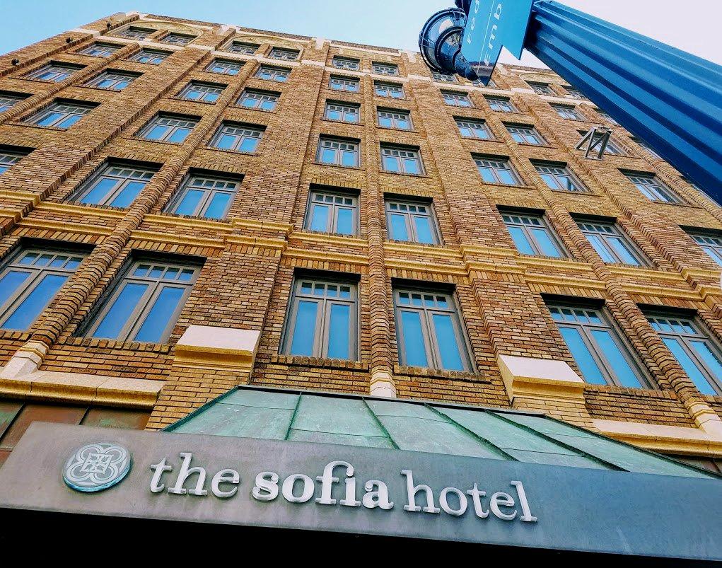 The Sofia Hotel in San Diego, California