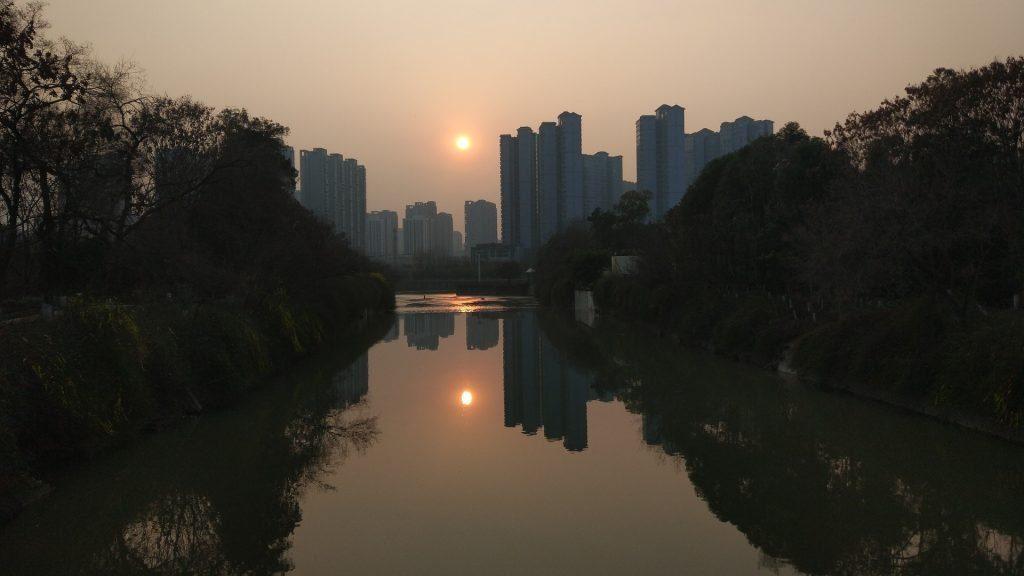 Visiting mainland China