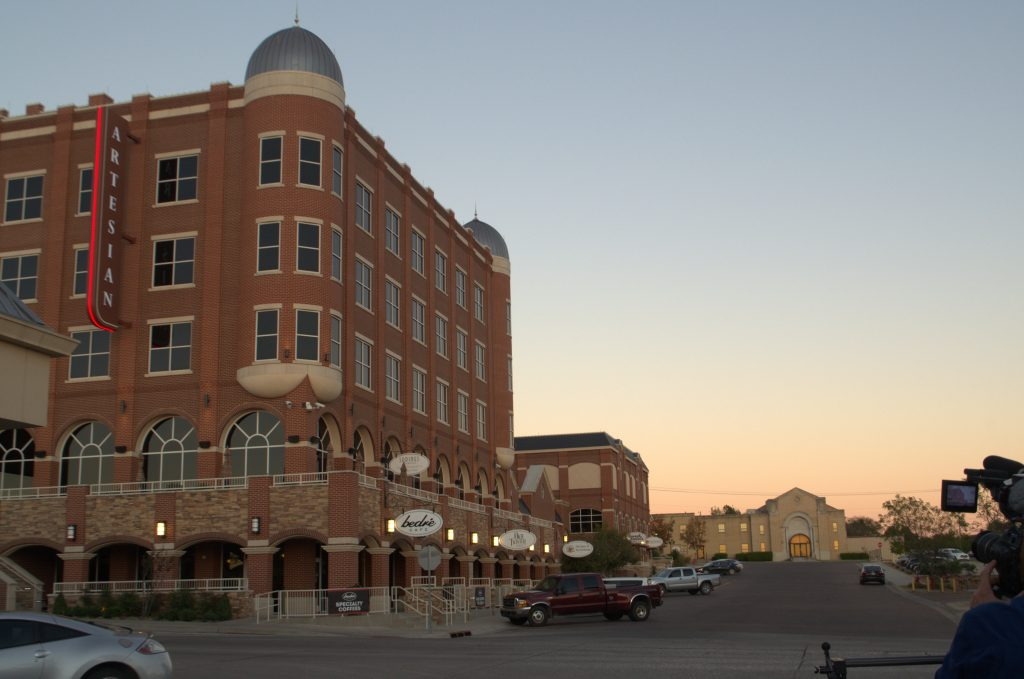 Artesian Hotel near Chickasaw Country in Oklahoma