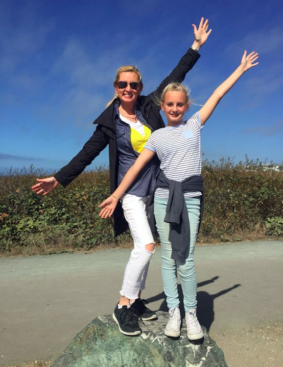 Family fun in Mendocino County, California