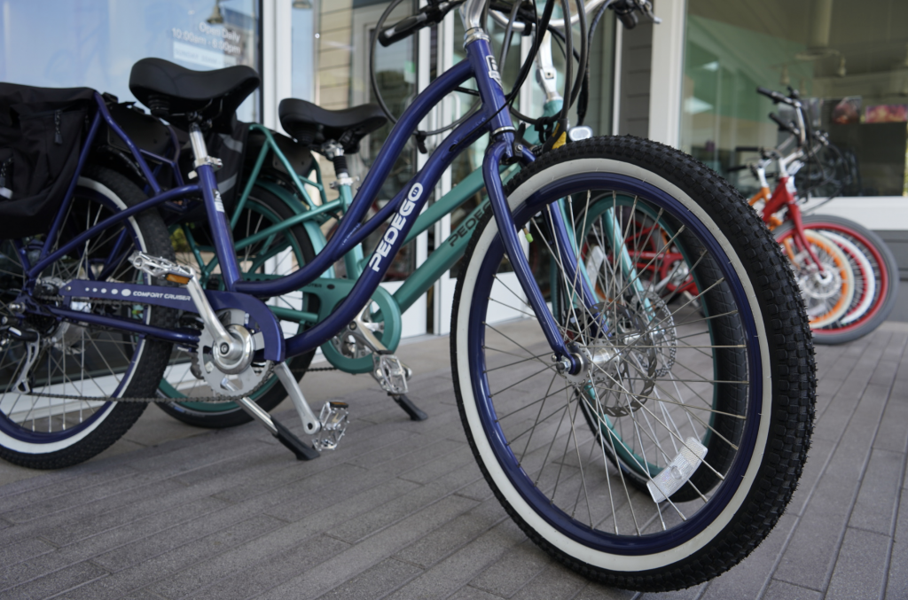 Pedego Electric Bikes have a number of locations in California!
