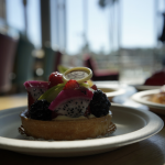 Desserts at Porto's Bakery in Orange County, California