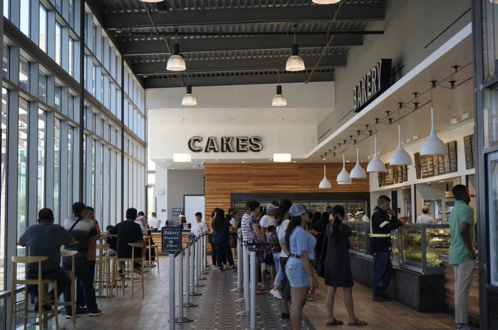 Porto's Bakery and Cafe in Orange County