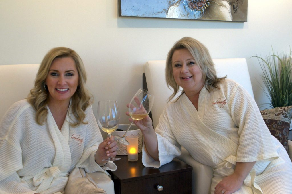 Solerenity Spa at the Artesian Hotel near Chickasaw Country in Oklahoma