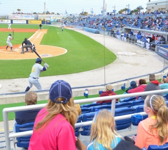 Take Me Out to the Wahoos!