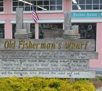 Fisherman's Wharf Activities