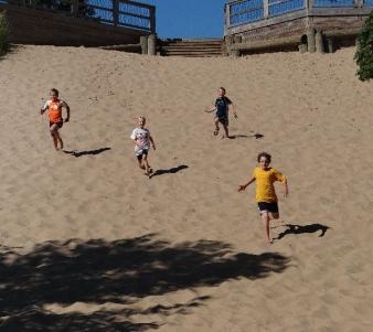 Sandy Beaches in Holland, MI