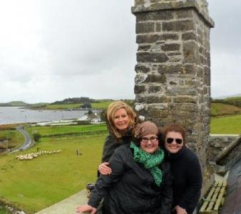 Family Travel in Ireland: Rockfleet Castle