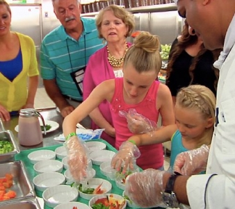 Culinary Escapades on the High Seas